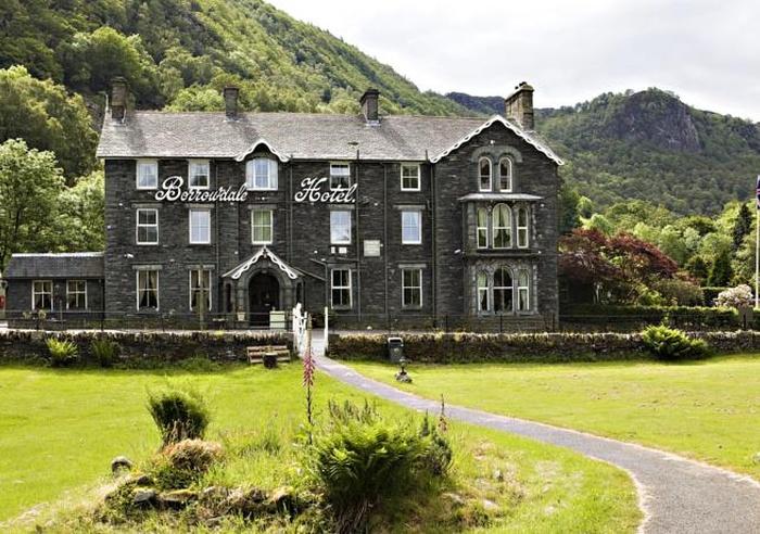 The Borrowdale Hotel, Lake District 1