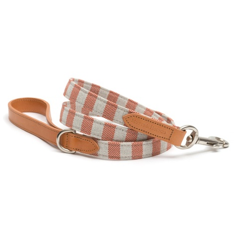 Camello Striped Dog Lead