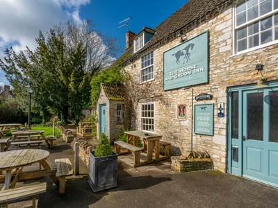 The Horse & Groom Inn, Wiltshire, Malmesbury