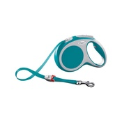Flexi - VARIO Medium Retractable Lead 5m - Turquoise