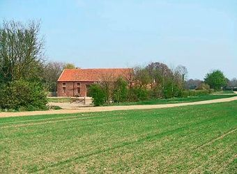North Barn, Norfolk