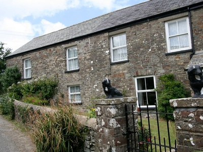 East Goldworthy Cottage, Devon, Parkham