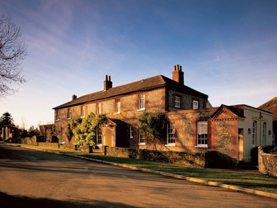 The Goodwood Hotel, West Sussex