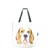 DekumDekum - Churchill the Beagle Dog Bag