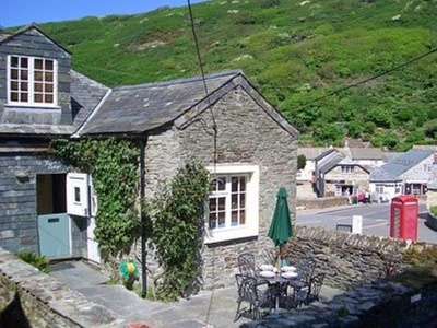 Tregullan Cottage, Cornwall, Boscastle