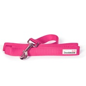 Doodlebone - Bold Dog Lead – Pink