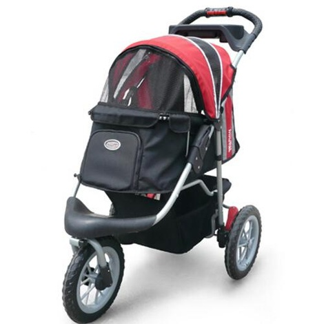 Buggy Comfort EFA | red/bla