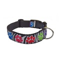 Paw Prints Dog Collar 3