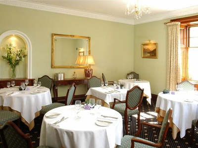 Blackaddie Country House Hotel, Scotland, Sanquhar