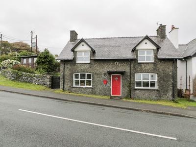 Angorfa, Gwynedd, Llanbedr