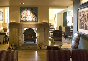 The Hare & Hounds Hotel, Gloucestershire 2