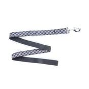 Pet Pooch Boutique - Black Houndstooth Dog Lead