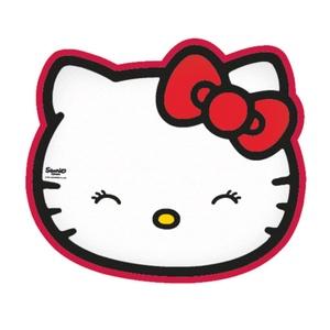 Hello Kitty Feeding Mat - White