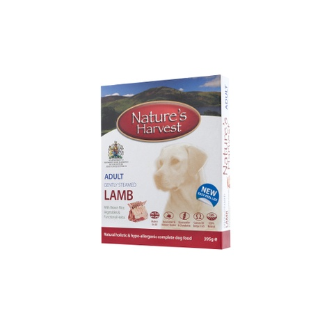 10 x Complete Wet Dog Food - Adult Lamb & Brown Rice