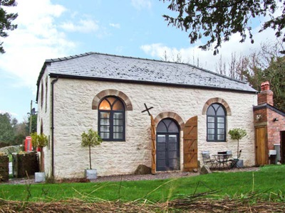 The Old Baptist Chapel, Monmouthshire, Penallt