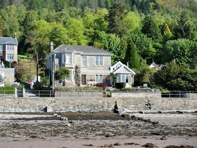 Anchorage House, Scotland, Tighnabruaich