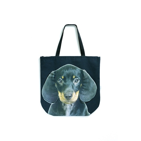 Cupcake the Dachshund Dog Bag