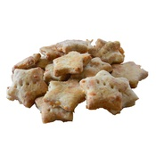 Brian the Dog Pet Bakery - Cheese Star Biscuits (2 x 250g)