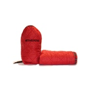PetsWeekend - Personalised Pet Travel Bed - Red