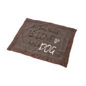 House of Paws - All You Need is Love Dog Blanket – Coco