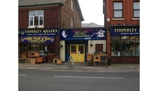 Timperley Aquatics & Water Garden Centre