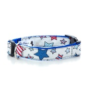 "Pet Pooch Boutique - Star Gaze Dog Collar 1"" Width"