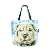 DekumDekum - Leia the Shar Pei Dog Bag