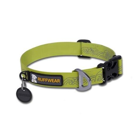 Headwater Dog Collar - Fern Green