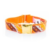 Pet Pooch Boutique - Boda Collar - On Gold