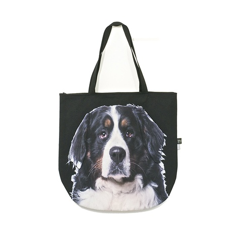 Peggy the Bernese Mountain Dog Bag