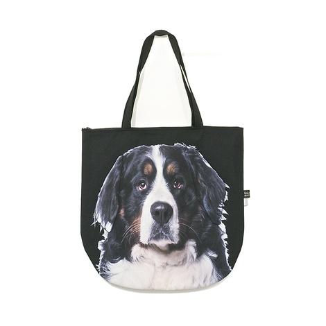 Peggy the Bernese Mountain Dog Bag