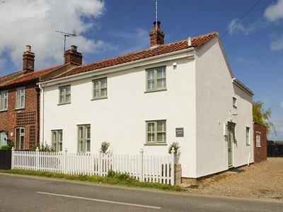 Rosemary Cottage, Norfolk, Sea Palling
