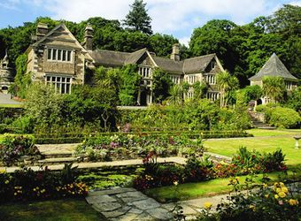 Lewtrenchard Manor, Devon