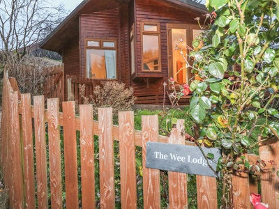 The Wee Lodge, Perth and Kinross, Glendevon