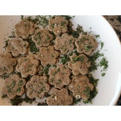 Parsley & Mint Dog Cookies