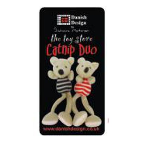 Midge and Madge Catnip Duo