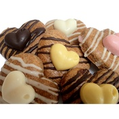 My Doggie Loves  - Doggie I Heart U Cookies x4