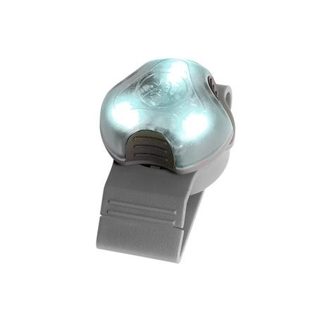 Rigel Multi-Purpose LED Light for Dog Collar – White