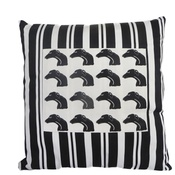 Tomato Catshop - Greyhound Butcher Stripe Panel Multi