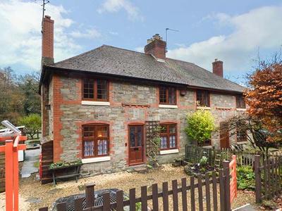 3 Crown Cottages, Somerset, Coleford