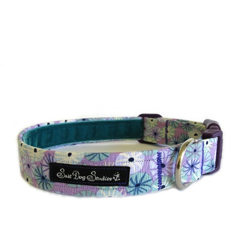 Salt Dog Studio Coralie Dog Collar