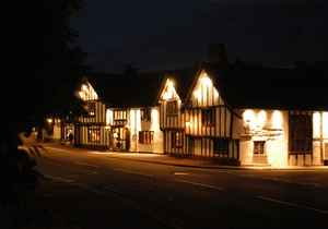 The Swan at Lavenham, Suffolk 6