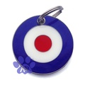 Mod style Target Dog ID Tag