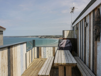 Sailor's Rest, Cornwall, Newquay