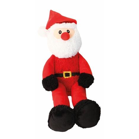 Supersize Santa Dog Toy