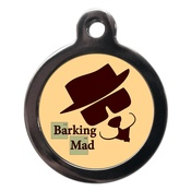 PS Pet Tags - Barking Mad Dog ID Tag
