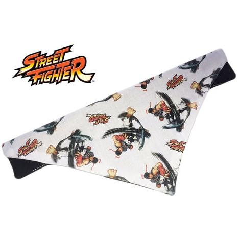 Classic Ryu Arcade Dog And Cat Bandana