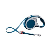 Flexi - VARIO Small Retractable Lead 5m - Blue