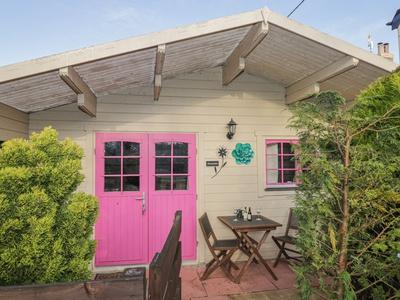 The Log Cabin, Wiltshire, Swindon