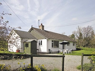 Glanlleiriog, Powys